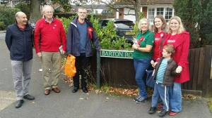 west berks canvassing